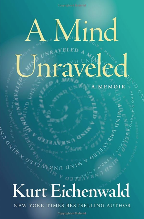 A Mind Unraveled Book Cover
