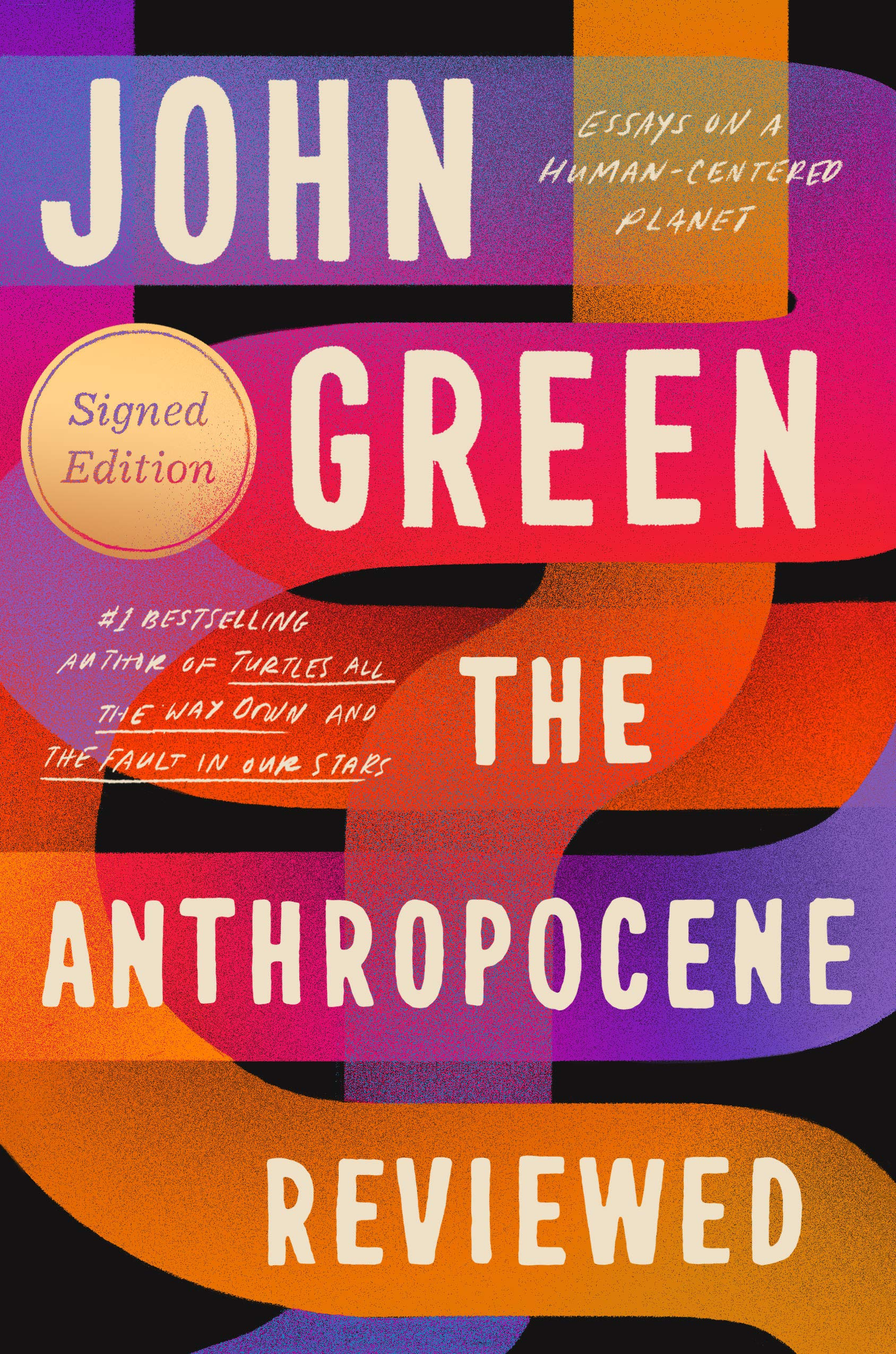 Anthropocene Reviewed Book Cover